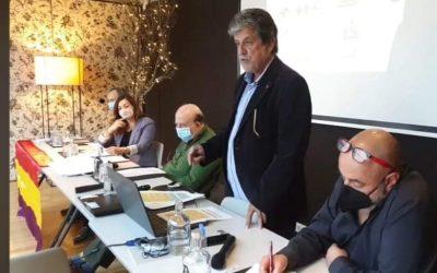 Javier Marín: «Hay un espacio en el que no juega nadie: izquierda española sin complejos»