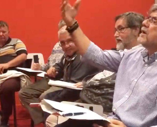 Javier Marín deja el PSC
