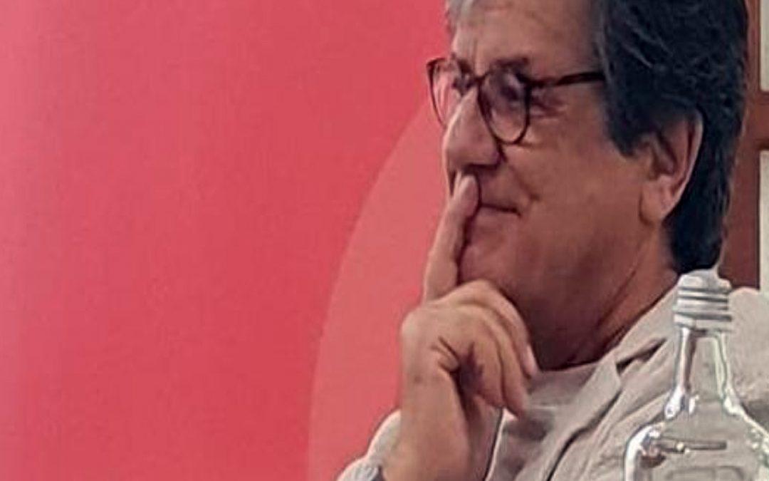 Javier Marín: 'El PSOE siempre se ha caracterizado por un estilo centralista y jacobino a lo largo de toda su historia'